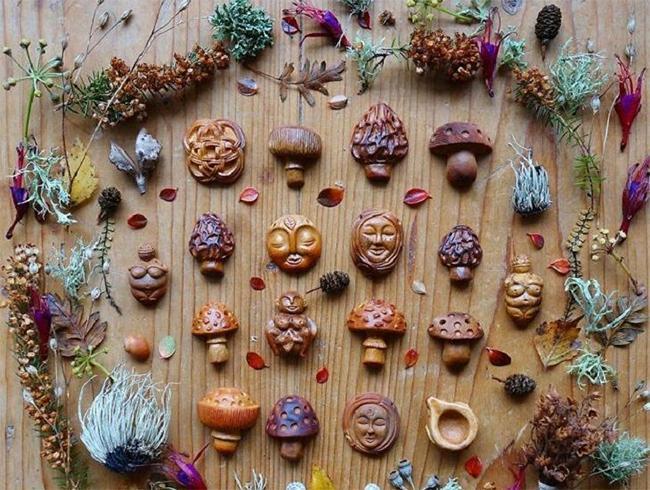 Украшения из экзотических фруктов